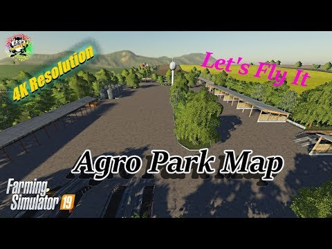 Agro Park Map v1.2.0.6