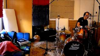 Video Recording drums