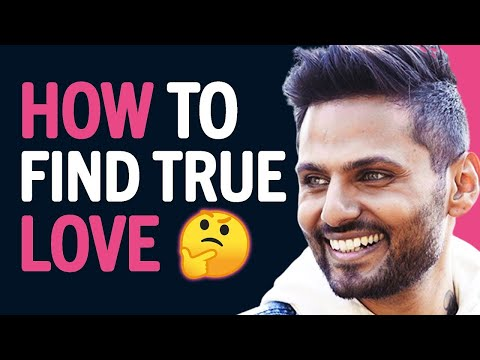 The SECRET To Finding LOVE & The PERFECT PARTNER Explained! | Jay Shetty