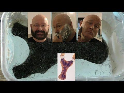 This Man Turned His Bushy Beard Into A Slingshot