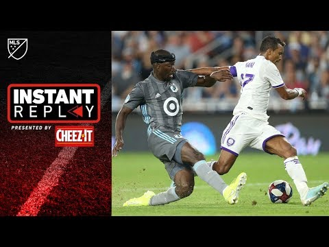 Video: 6th Minute Red Card & PKs for Zlatan and Nani | All the controversial moments from MLS week 24
