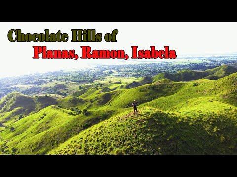 Ang Chocolate Hills ng Ramon, Isabela | Rolling Hills