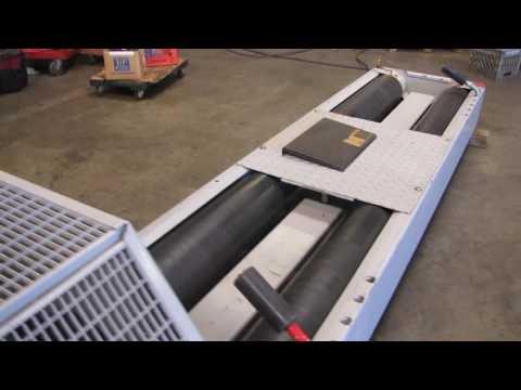 ASM SPX Emissions Analyzer with Maha Dynamometer Dyno Smog Check Machine