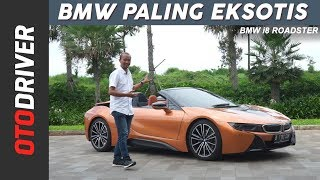 Video BMW i8 Roadster 2019 Review Indonesia | OtoDriver MP3, 3GP, MP4, WEBM, AVI, FLV April 2019