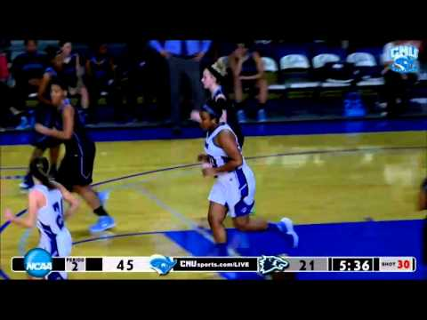 WBB: Christopher Newport vs. Wesley - 01.09.16