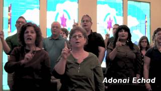 California Congregation Members sign song