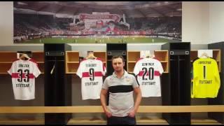 Jaaa, der VfB! Eine große Geste eines noch größeren Vereins! Doch seht selbst!