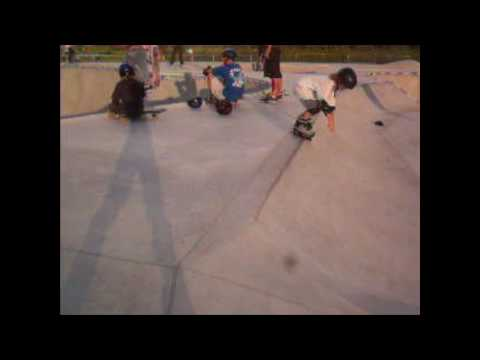 aggressive skating englewood skatepark