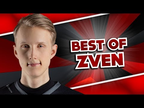 Best Of Zven - The Mechanical God | League Of Legends