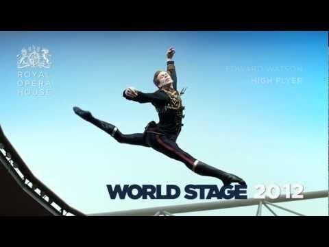 A World Stage 2011/12 - Edward Watson High Flyer