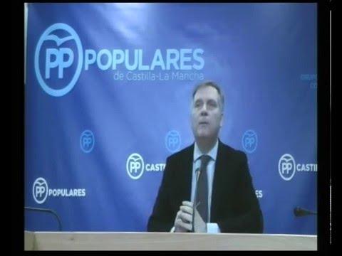 Rueda de prensa de Francisco Cañizares