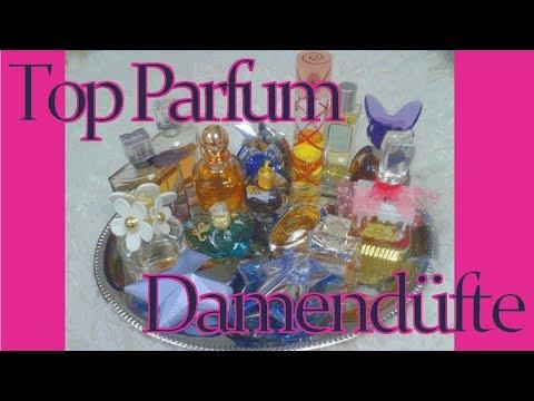 Meine Top 15 Parfums * Parfum Sammlung / Parfum Favoriten / Top Parfum Damen * Deutsch