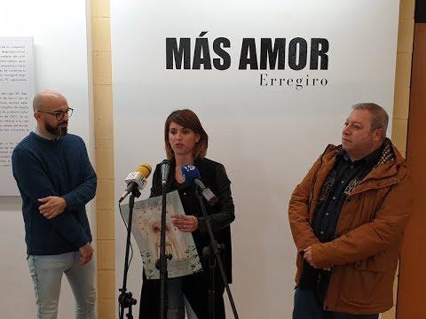 Inauguración y apertura de la Exposición de muñecas 'Todo Amor'