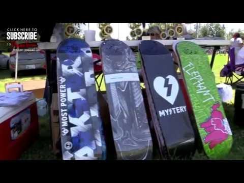 2016 Anadarko Am Jam (Skateboarding Competition) Anadarko, Oklahoma