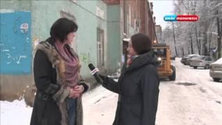 Уборка территории в зимний период.