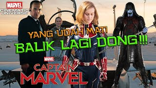 Video Avengers Captain Marvel Bawa Balik Agent Coulson dan Ronan The Accuser ke MCU | Marvel Indonesia MP3, 3GP, MP4, WEBM, AVI, FLV Juli 2018