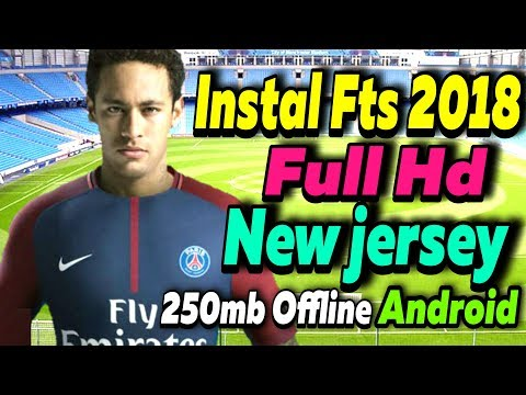 Tutorial Instal Fts 18 Mod Fifa 18 Full HD | Tutorial Android Indonesia
