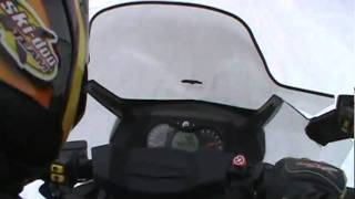 10. Ski-doo Grand Touring 1200cc