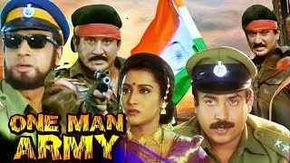Nonton One Man Army | Full Movie | Suman Latest Hindi Dubbed Movie | Gulshan Grover | Hindi Action Movie Film Subtitle Indonesia Streaming Movie Download