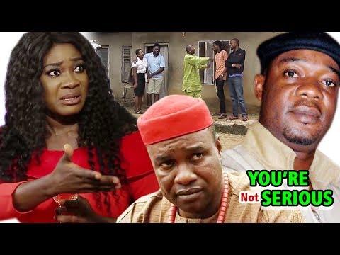 You're Not Serious Season 1 & 2 - ( Mercy Johnson / Charlse Onojie ) 2019 Latest Nigerian Movie