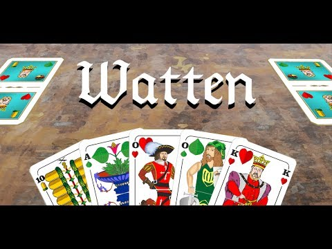 Video of Watten - Kartenspiel