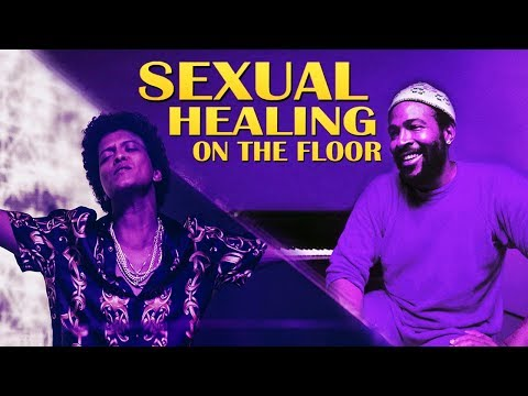 "Bruno Mars Vs. Marvin Gaye - ""Sexual Healing On The Floor"" (Mashup)"