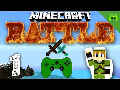MINECRAFT BATTLE # 1 - Alles Lutscher außer Mama «» Let's Play Minecraft Battle Season 6 | HD