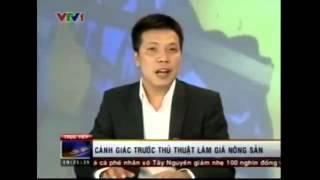 Cảnh Giác Trước Thủ Thuật Làm Giá Nông Sản Thời Sự 19h 20 7 2013]   Www Rausachsaigon Com