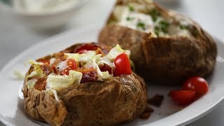 Baked Potato BLT- Everyday Food with Sarah Carey by Everyday Food