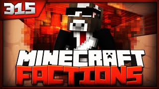 Minecraft FACTION Server Lets Play - OUR BASE GETS RAIDED - Ep. 315 ( Minecraft PvP Factions )