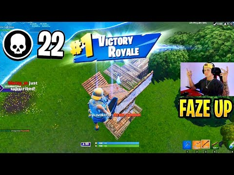 My BEST Win In Fortnite Arena... 22 Kills & INSANE Snipes