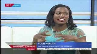 KTN Morning Express : Your Health - Pregnancy And Fitness By Dr. Dindi