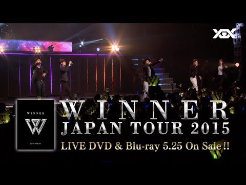 WINNER - 2016 EXIT TOUR IN JAPAN Trailer