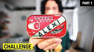 6 Creative Recipes Using 1 Can of Sardines ! (Part 1) by Alex French Guy Cooking