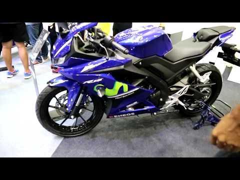 New Yamaha YZF-R15 Movistar 2018, Bangkok International Motor Show 2018