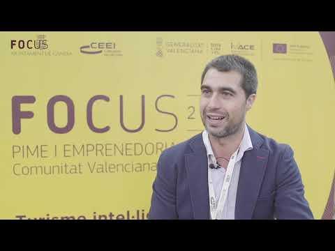 Joaquín Costa en Focus Pyme y Emprendimiento Comunitat Valenciana 2018