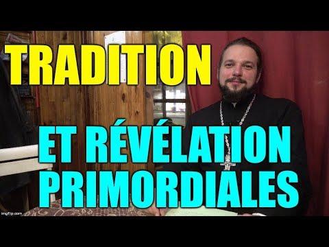 TRADITION ET RÉVELATION PRIMORDIALES