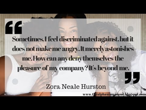 #quotesaboutlife #quotesaboutselflove #quotesbyzoranealehurston Quote of The Day