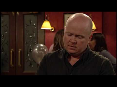 Phil Mitchell Angry With Ronnie - EastEnders (BBC1)
