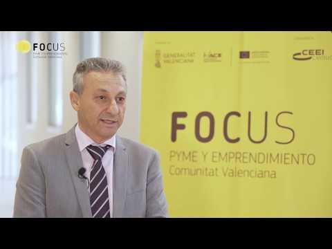 FOCUS Pyme Congreso Tech -Entrevista Francisco Toledo, Port Castelló