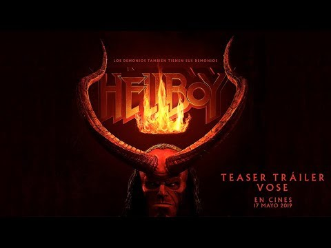 Hellboy - TEASER TRÁILER SUBTITULADO EN CASTELLANO?>