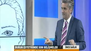 Doç.Dr.Hayati Akbaş-Burun Estetiği-Ülke Tv