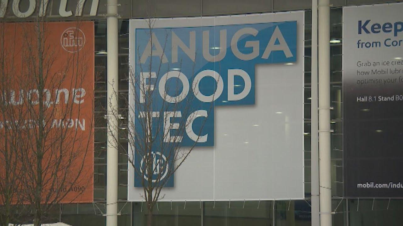 Έκθεση τροφίμων Anuga FoodTec 2018 στη Γερμανία