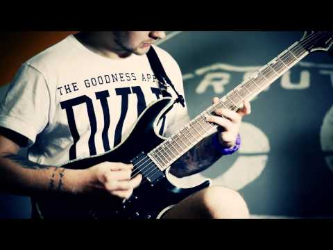 After The Burial - Berzerker (Ilya Kuhin Guitar Cover)