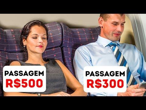 Companhias Aéreas Explicam Como o Preço da Passagem é Calculado