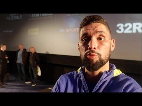 Tony Bellew interview with IFL TV