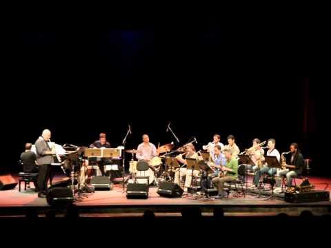 Paulo Almeida e Jazz Combo de Tatuí/SP Cincando - Vinicius Dorin