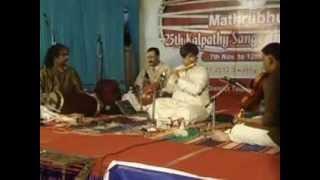 Maestro Shashank Subramanyam-Kamboji Varnam