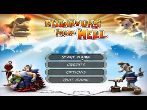 Neighbours From Hell 1 gameplay download link