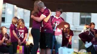 Perry (OK) United States  city photos : Perry Maroon Football 2010